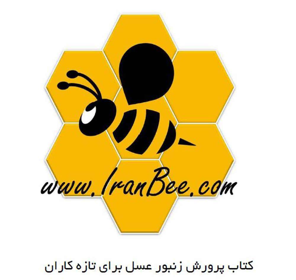 دانلود کتاب پرورش زنبور عسل برای تازه کاران