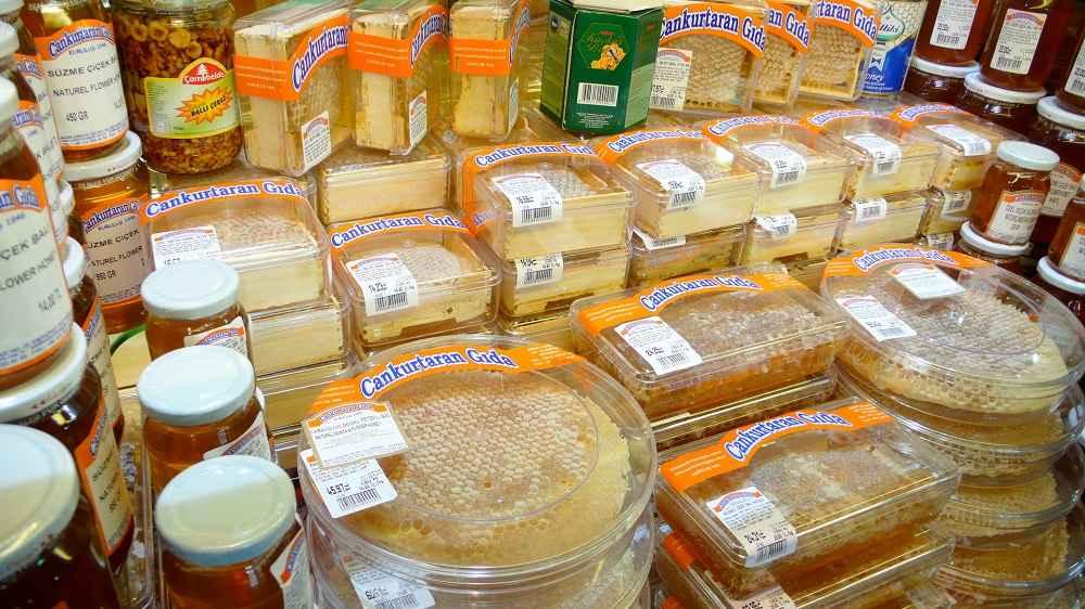 روش تولید انواع عسل شان-1